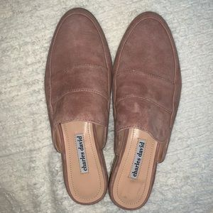 Charles David Loafers